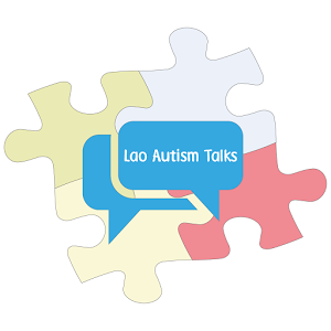 Logo Lao Autism Talks